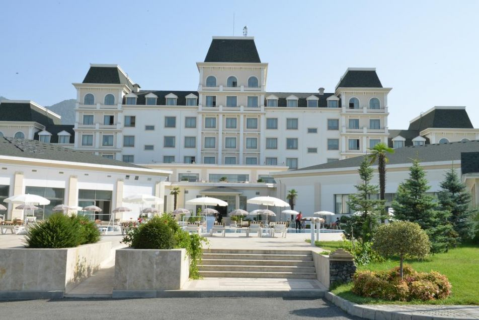 Qafqaz Sport Hotel Qabala Discover Azerbaijan
